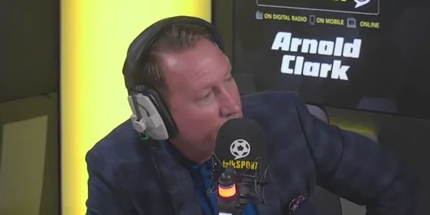 Ray Parlour would rather Arsenal lose against Brighton