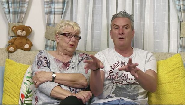Gogglebox Jenny leaves fans in hysterics as Lee points out major fake tan disaster