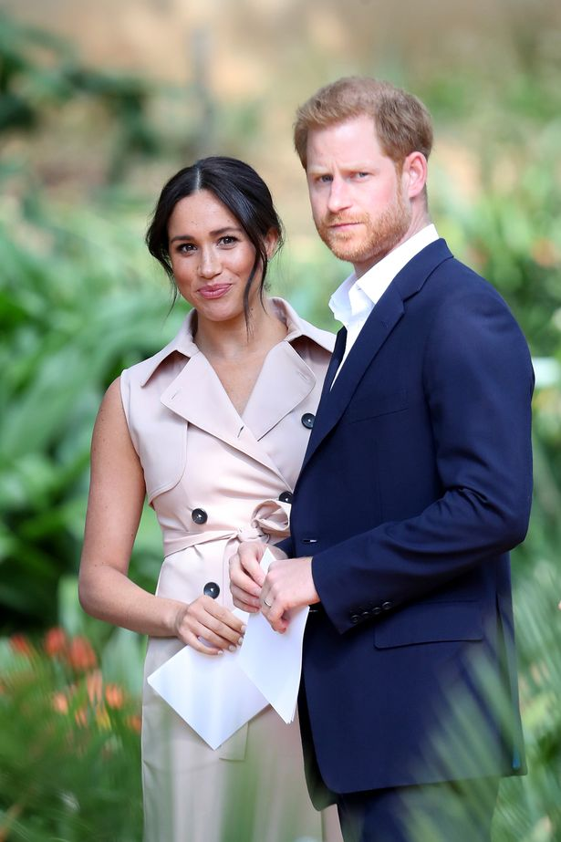 Prince Harry and Meghan signed a lucrative deal with Netflix