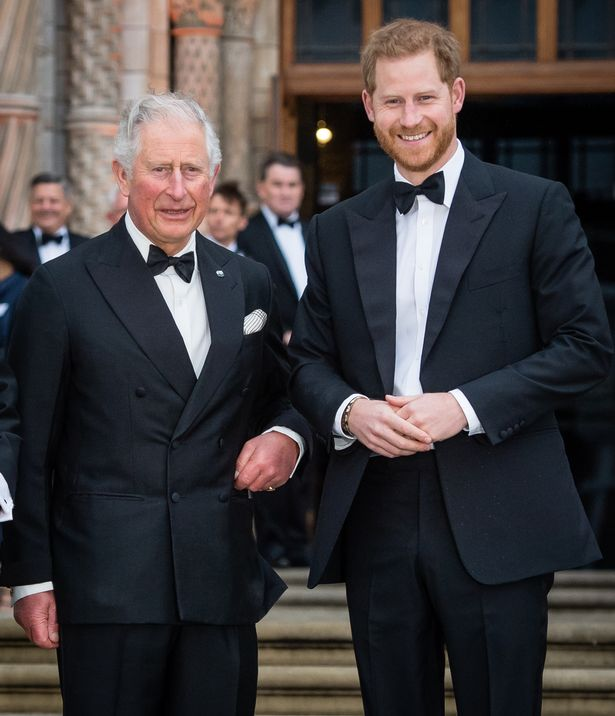 Prince Charles launches new Amazon Prime channel after Harry and Meghan's Netflix deal