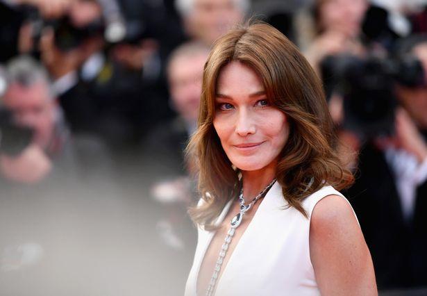 Carla married former President of France, Nicolas Sarkozy in 2008