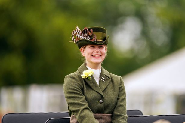 Lady Louise Windsor could be Royal Family's 'secret weapon', claims royal expert