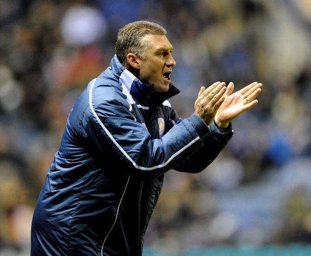 Nigel Pearson wasn't about to apologise after allegedly swearing at a fan