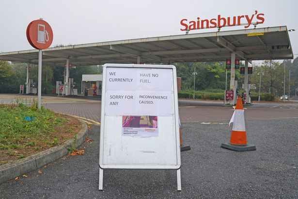 Motorists have been urged not to panic buy petrol