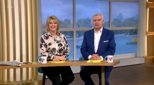 Eamonn Holmes told to 'take care' by Loose Women fans as he gives health update