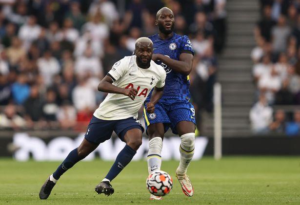 Tanguy Ndombele has struggled to make an impact at Tottenham
