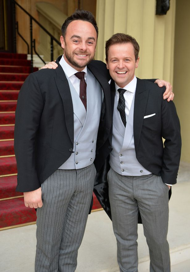 Ant and Dec are known for their gags, so the teaser came as no surprise
