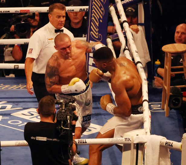 Anthony Joshua vs Oleksander Usyk, IBF, WBA, WBO and IBO Heavyweight World Title, Tottenham Hotspur Stadium, London