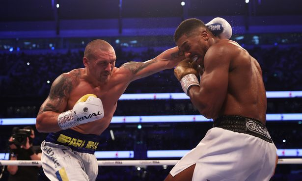 Anthony Joshua breaks silence after Oleksandr Usyk defeat with tweet