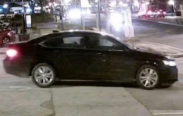 Samantha Josephson was seen getting into a black Chevrolet Impala
