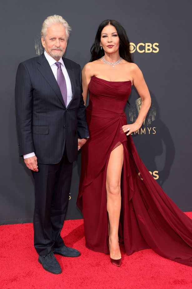 Michael Douglas shares romantic throwback snap with 'beautiful' Catherine Zeta-Jones