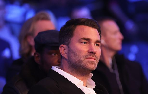 Joshua will activate a rematch clause with Usyk, according to Eddie Hearn