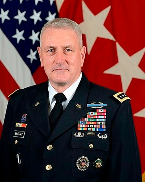 General John Murray