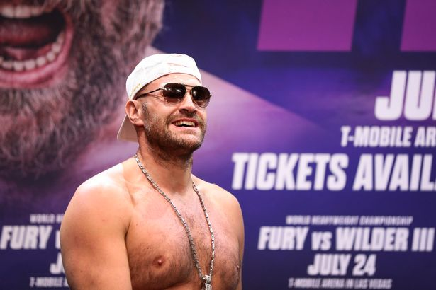 AJ stood to earn much more from a fight with Tyson Fury