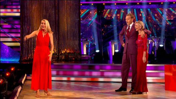 Dan Walker judging, Strictly Come Dancing 2021