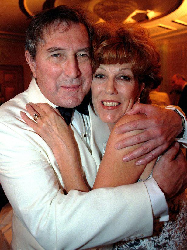 Sue Nicholls married husband Mark Eden in 1993