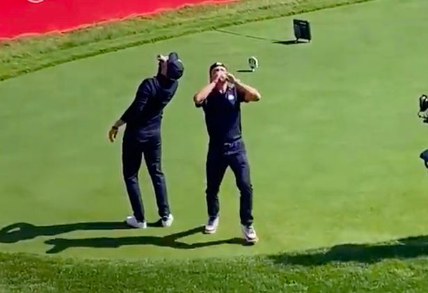 """Justin Thomas and Daniel Berger actions have been labelled as """"breathtaking arrogance"""""""