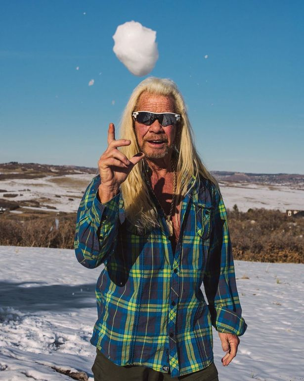 Dog The Bounty Hunter joins Brian Laundrie search – and vows to find him