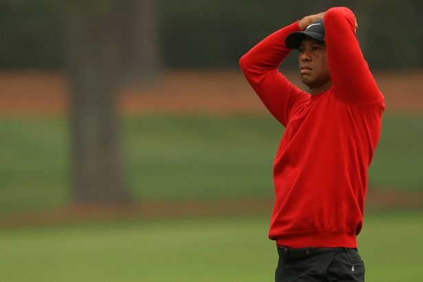 Woods has not appeared competitively since November 2020