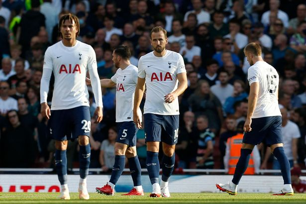 Tottenham Hotspur lost 3-1 against Arsenal in the North London derby