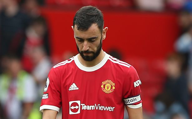 Bruno Fernandes writes essay apologising to Man Utd fans after shambolic penalty