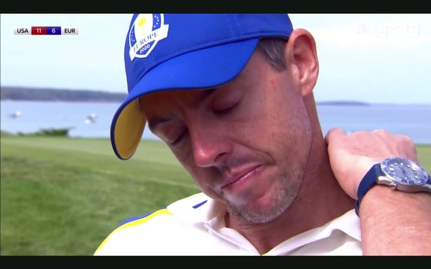 McIlroy and Europe have endured a torrid week at Whistling Straits with USA dominating