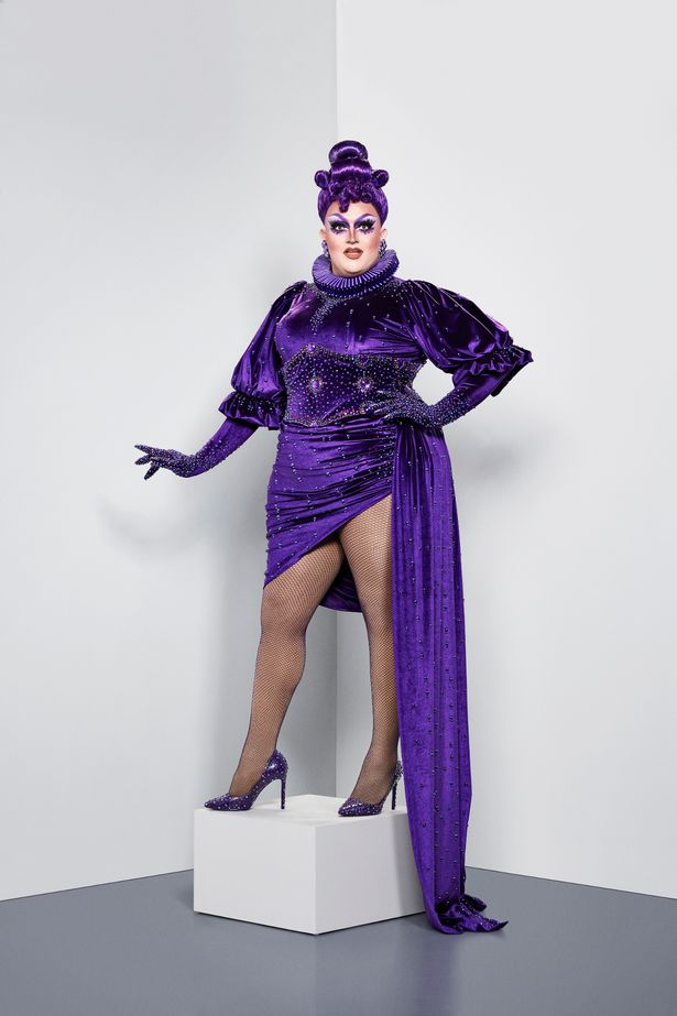 Scottish queen Lawrence Chaney won last year's Drag Race UK, but would he be king of the castle?