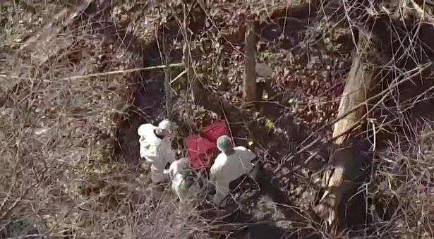 Authorities discovered her body in a suitcase off a Connecticut road