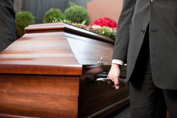 Coffins can be very expensive, but they don't have to be