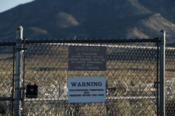 Nevada Test and Training Range