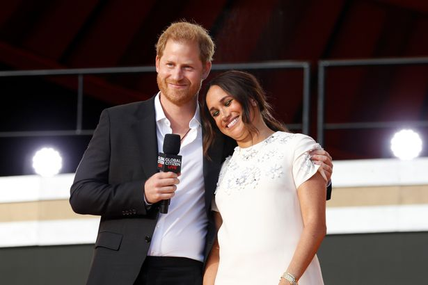 The couple appeared at the star-studded Global Citizen Live concert in Central Park