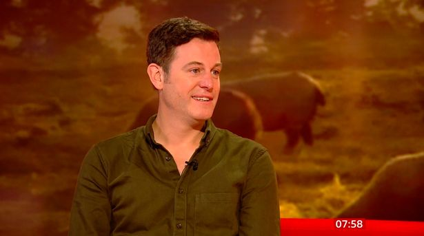"""The Strictly contestant admitted that his wife is """"fully in love with Matt"""" live on the show"""