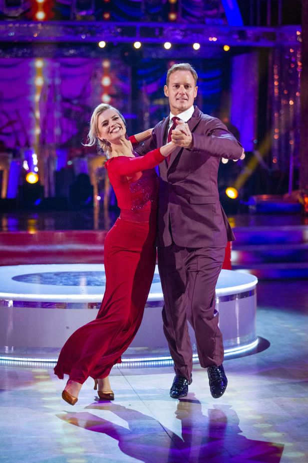 And Matt couldn't help but dish out some Strictly advice as he joined Dan on the show