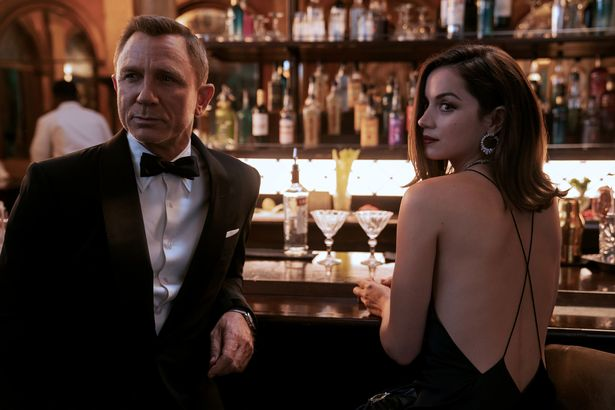 This will be Daniel Craig's final 007 film after 15 years of playing the super-spy.