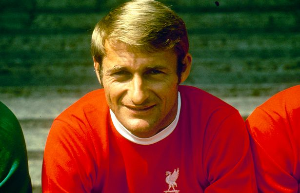 Roger Hunt made 404 league appearances for Liverpool between 1958 and 1969