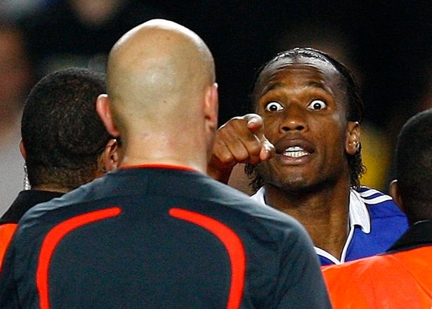 The match is widely remembered for Didier Drogba's rant at full-time