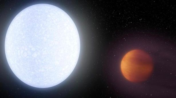 The satellite will study exoplanets