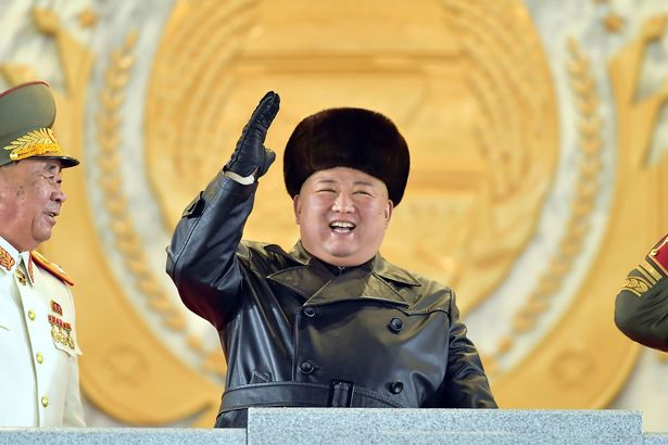 North Korea releases first image of deadly 'new hypersonic missile' launched yesterday