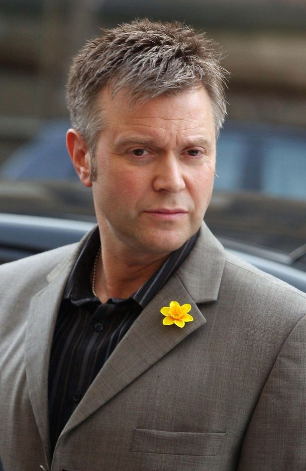 Suzanne and Darren Day share a child together – Corey who was born in 2004