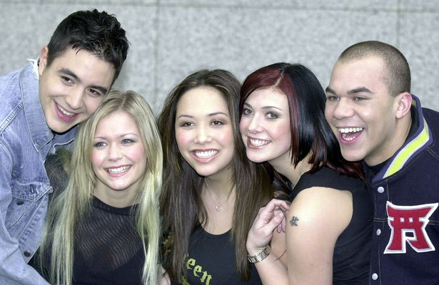 Suzanne and Kym feuded while they were in the hit-making noughties band