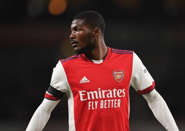 Ainsley Maitland-Niles will be pushing for a place in the starting 11