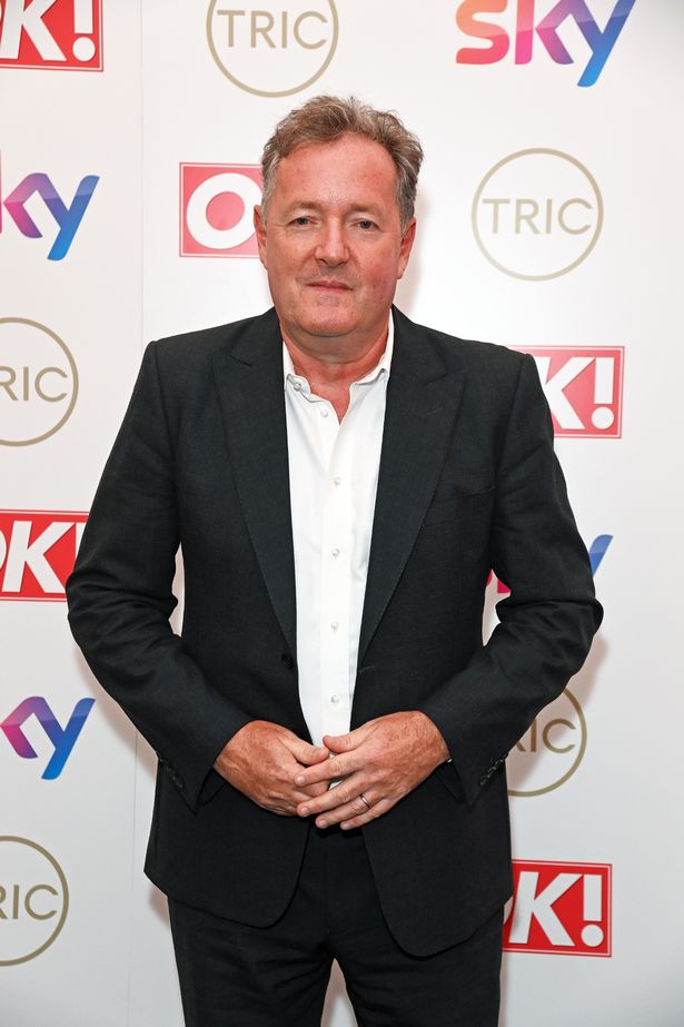 Piers received backlash from fans