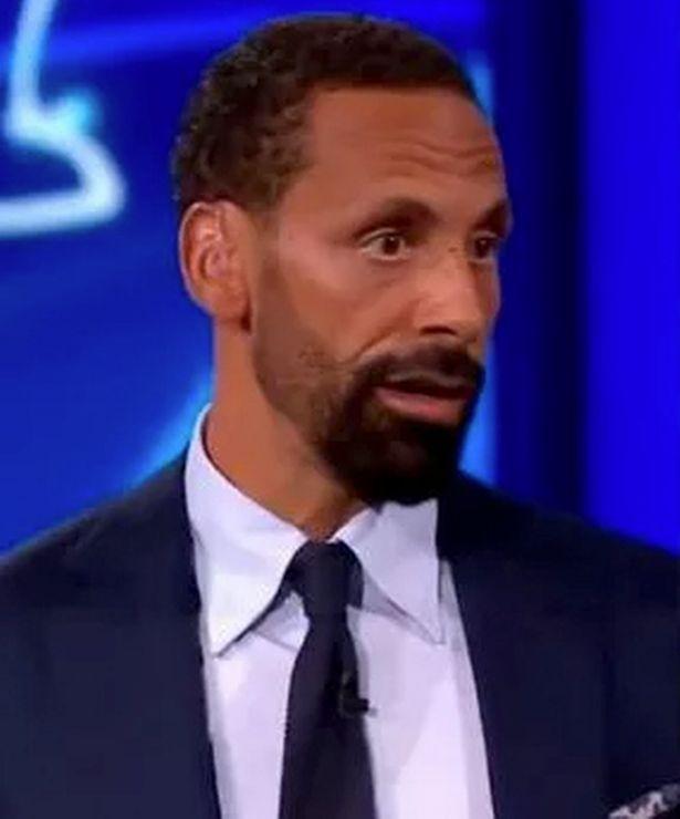 Rio Ferdinand on BT Sport