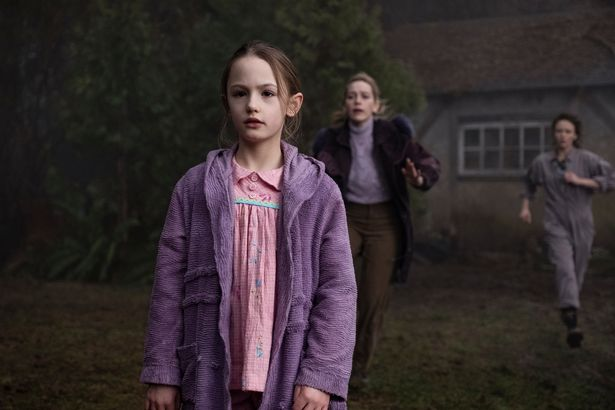 Amelie also stars in The Haunting of Bly Manor on Netflix