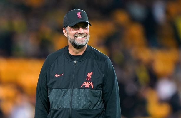Liverpool boss Jurgen Klopp made nine changes for the clash with Norwich
