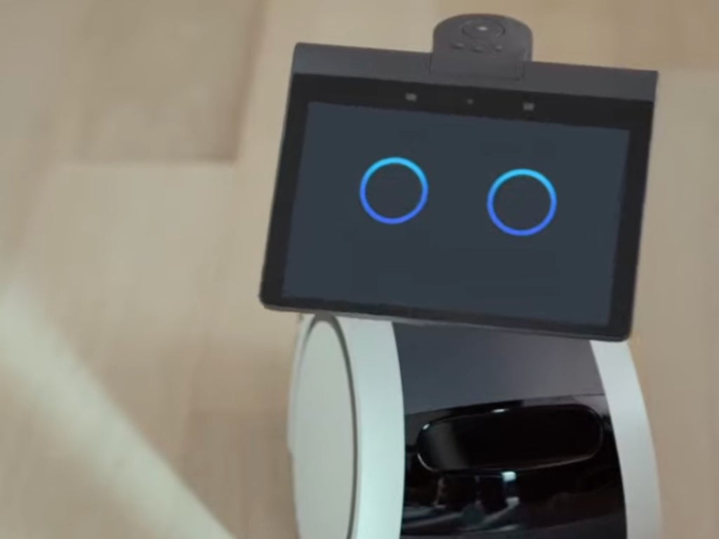 Amazon unveils robot that can recognise your face and serve you drinks