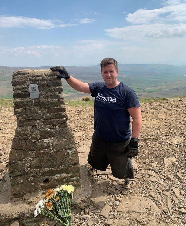 James has climbed the likes of Mount Kilimanjaro and Snowdon, so Ben Nevis should be no sweat