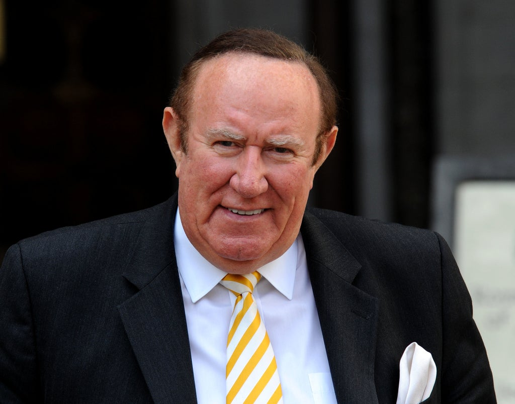 Andrew Neil is now 'free to say whatever he wants' and everyone said the same thing