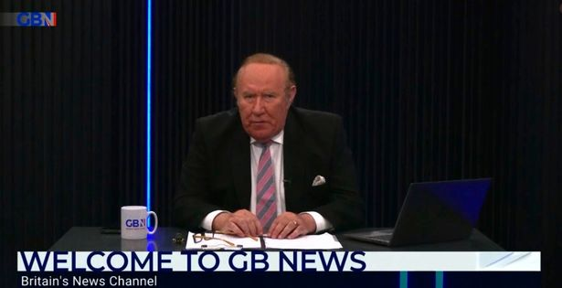 Andrew Neil said GB News was worse than being on a jihadi's hit list