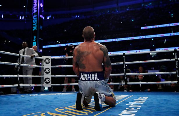 Anthony Joshua loses to brilliant Oleksandr Usyk on points in thrilling fight